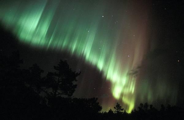 Wall Art - Photograph - Aurora Borealis by Pekka Parviainen/science Photo Library