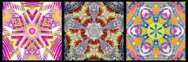 Digital Art - 356 Infinity Iv by Derek Gedney