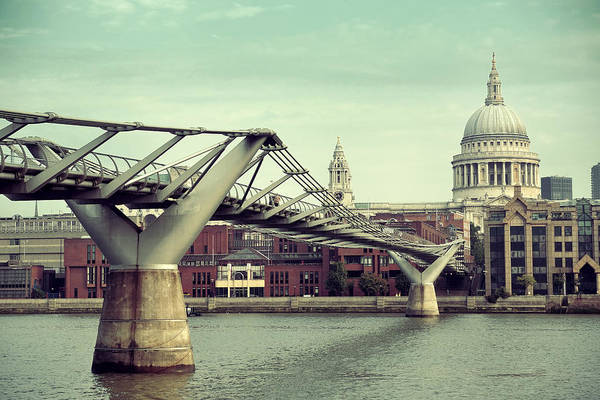 Photograph - London by Songquan Deng