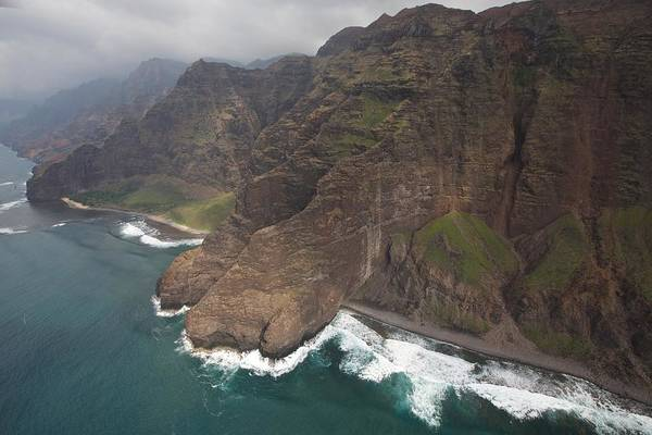 Photograph - Na Pali Coast by Steven Lapkin
