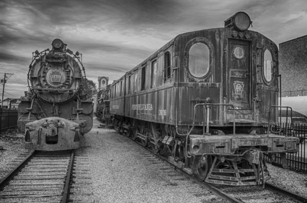 Photograph - 3750 And 3936   7d02530 by Guy Whiteley