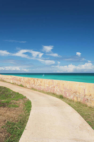 Cuba Wall Art - Photograph - Cuba, Matanzas Province, Varadero by Walter Bibikow