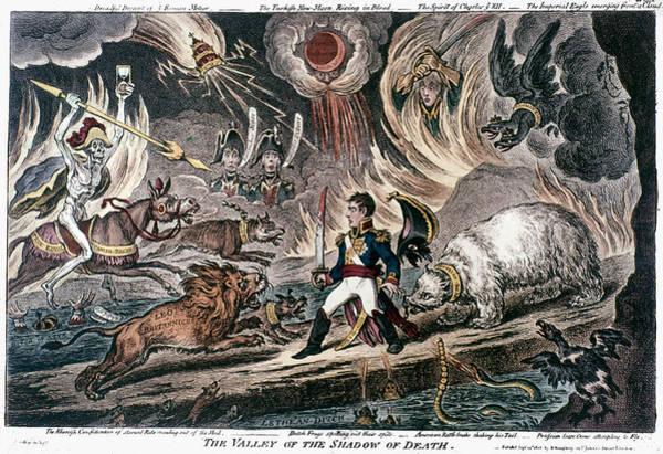 Death Valley Painting - Napoleon Bonaparte (1769-1821) by Granger