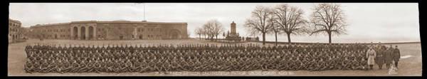 Platoon Wall Art - Photograph - 3rd Bn. 17th Field Artillery by Fred Schutz Collection