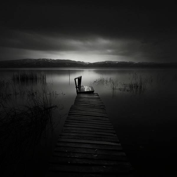 Boardwalk Photograph - ! by Yucel Basoglu