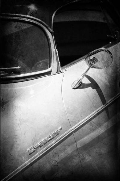 Photograph - 1957 Porsche 356 A Speedster by Jill Reger