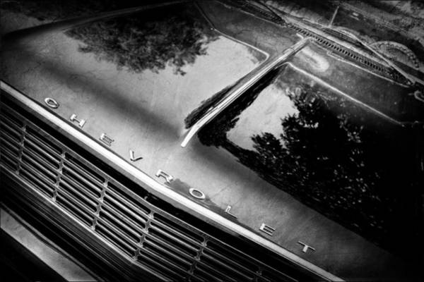 Photograph - 1964 Chevrolet El Camino by Jill Reger