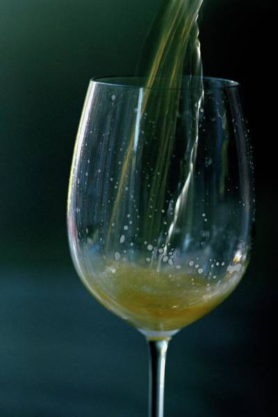 Italian Wine Photograph - A Glass Of Beer by Romulo Yanes