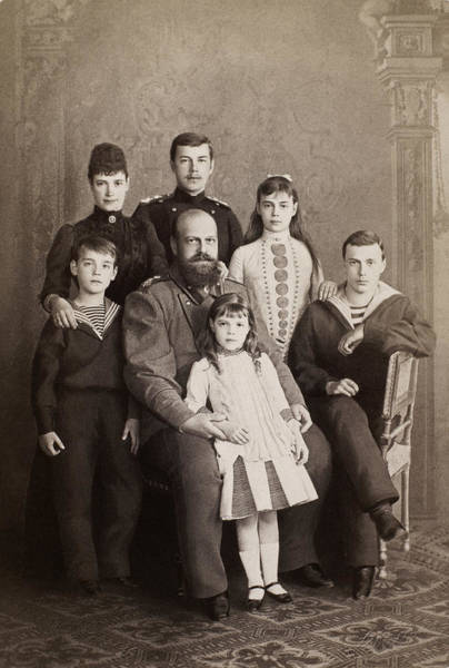 Imperial Russia Photograph - Alexander IIi (1845-1894) by Granger