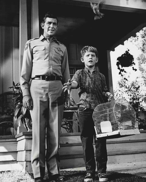Airy Photograph - Andy Griffith by Retro Images Archive