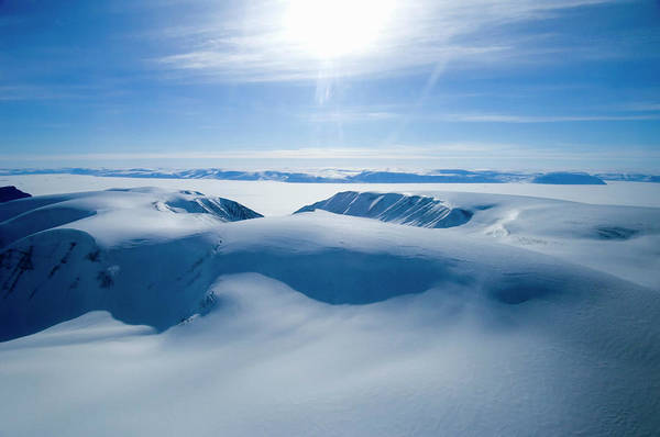 Wall Art - Photograph - Arctic Landscape by Louise Murray/science Photo Library