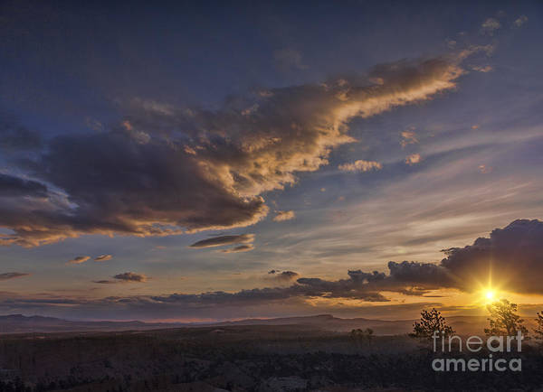 Wall Art - Photograph - Beautiful Sunset by Colin and Linda McKie