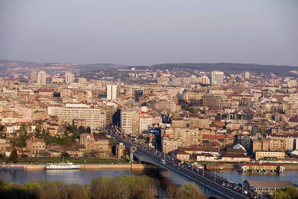 Stari Grad Photograph - Belgrade, Serbia by Russell Gordon