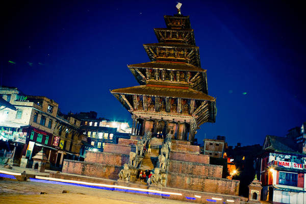 Photograph - Bhaktapur City Of Devotees Artmif.lv by Raimond Klavins