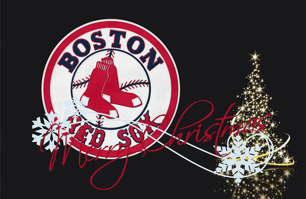 Wall Art - Photograph - Boston Red Sox by Joe Hamilton