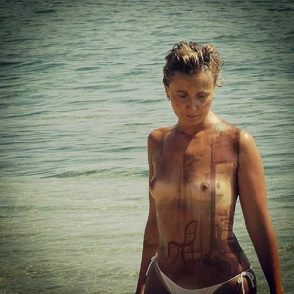 Art Nude Wall Art - Photograph - C by Gabriele Zucchella