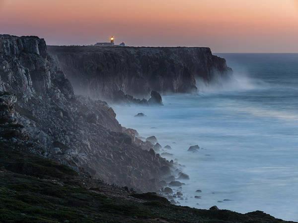 Sagre Wall Art - Photograph - Cabo De Sao Vincente by Martin Zwick