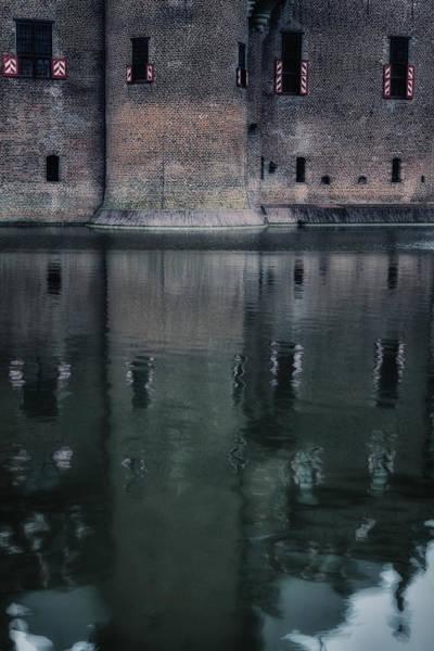 Moat Photograph - Castle by Joana Kruse