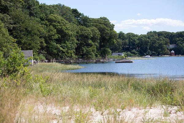 Photograph - Centerport Beach Long Island New York by Susan Jensen