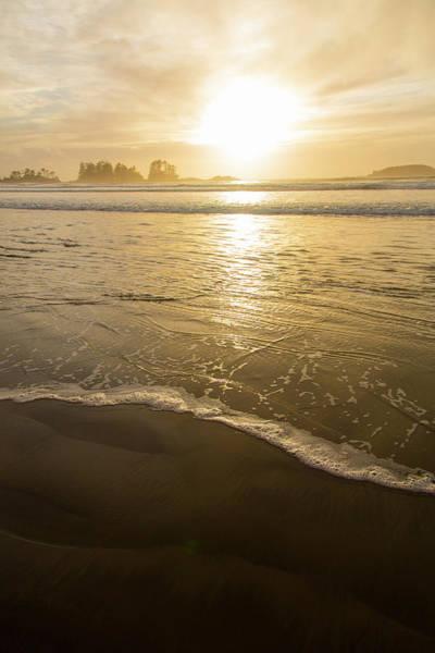 British Columbia Photograph - Chesterman Beach, Tofino, Vancouver by Douglas Peebles