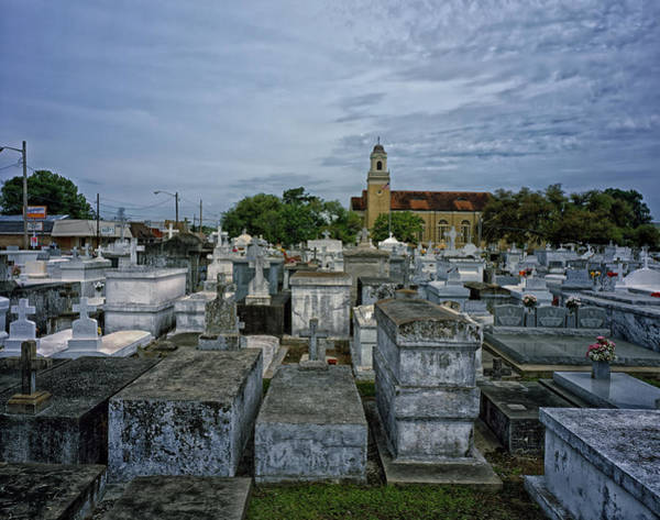 Famous Cemeteries Photograph - City Of The Dead - New Orleans by Mountain Dreams