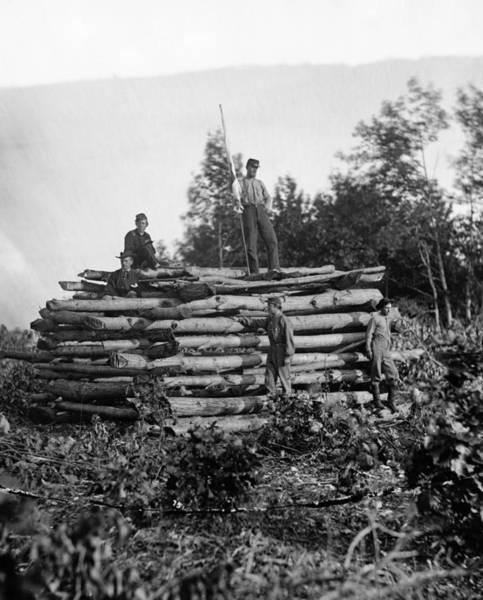 Antietam Photograph - Civil War Signal Tower by Granger