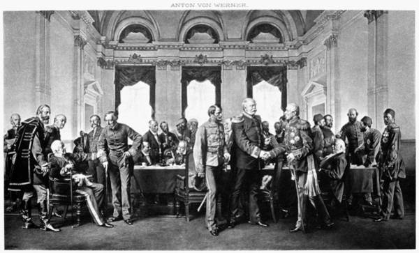 Wall Art - Painting - Congress Of Berlin, 1878 by Granger