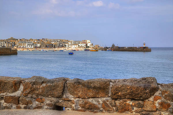 Ives Photograph - Cornwall - St Ives by Joana Kruse