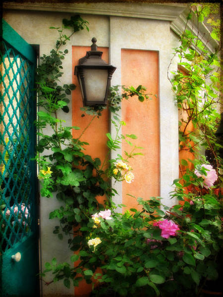 Giverny Photograph - Country Charm by Jessica Jenney