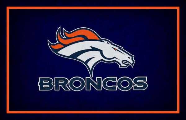 Games Photograph - Denver Broncos by Joe Hamilton