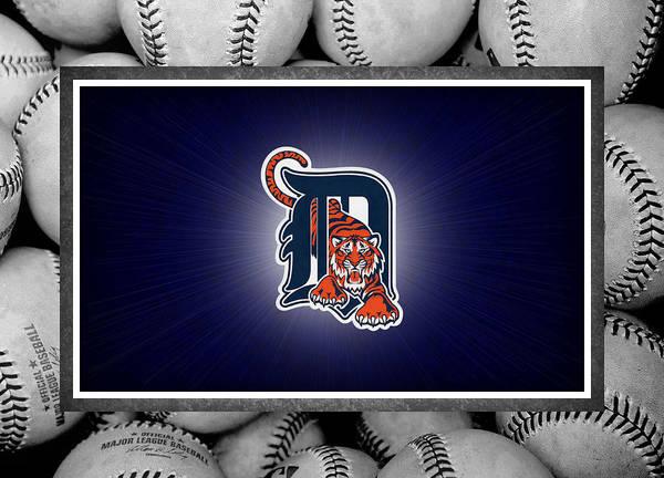 Detroit Photograph - Detroit Tigers by Joe Hamilton
