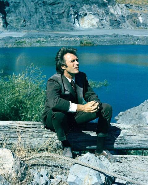 Clint Eastwood Photograph - Dirty Harry  by Silver Screen
