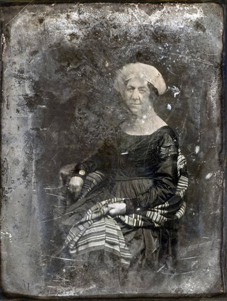 Wall Art - Photograph - Dolley Madison (1768-1849) by Granger