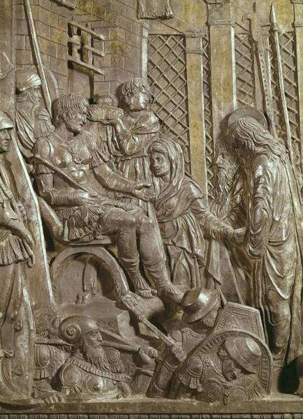Pontius Pilate Wall Art - Photograph - Donatello, Donato De Betto Bardi by Everett