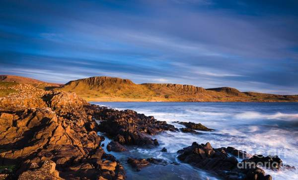 Wall Art - Photograph - Duntulm Bay Twilight by Maciej Markiewicz