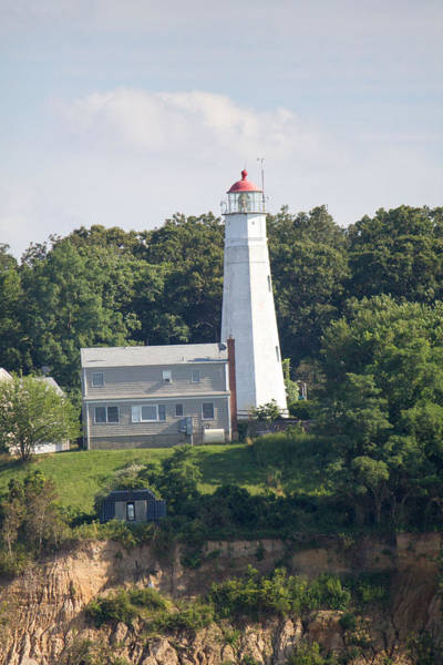 Photograph - Eatons Neck Lighthouse by Susan Jensen