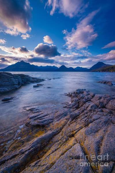 Wall Art - Photograph - Elgol Sunset by Maciej Markiewicz