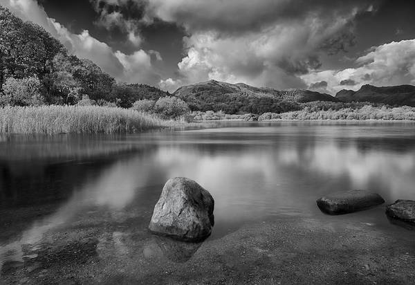 Wall Art - Photograph - Elterwater by Graham Moore