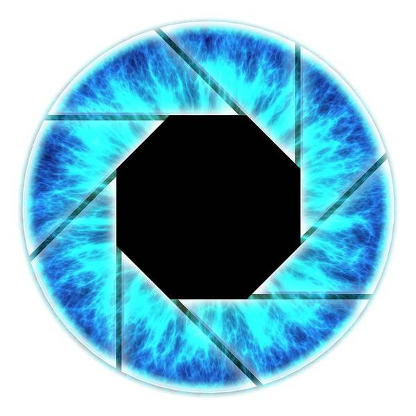Wall Art - Photograph - Eye by Alfred Pasieka/science Photo Library