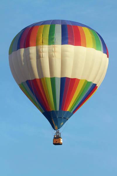 Wall Art - Photograph - Ezy B Hot Air Balloon, Balloons by David Wall