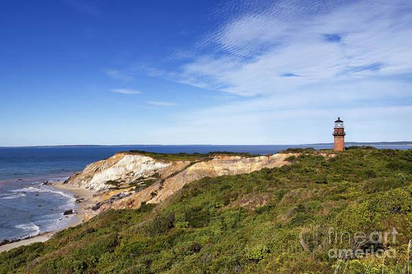 Wall Art - Photograph - Gay Head Lighthouse by John Greim