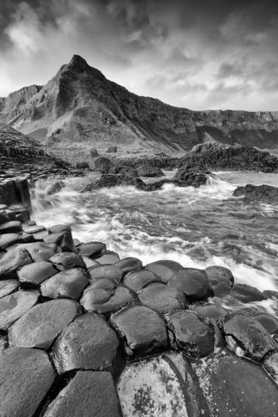Lee Filters Wall Art - Photograph - Giant's Causeway by Pawel Klarecki