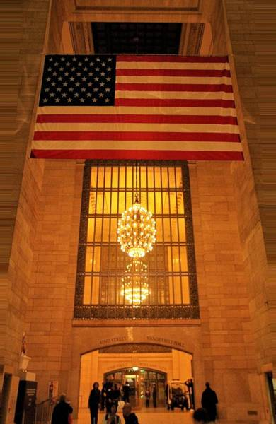 Wall Art - Photograph - Grand Central Station by Dan Sproul