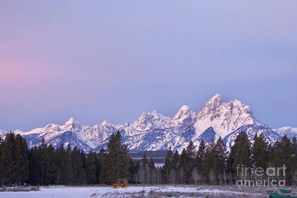 Photograph - Grand Teton National Park by Jim West