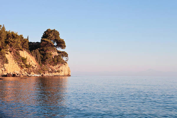 Late Afternoon Wall Art - Photograph - Greek Islands by Tom Gowanlock