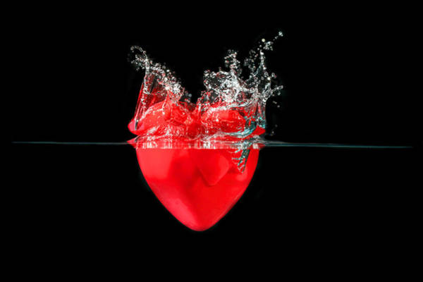 Photograph - Heart by Peter Lakomy