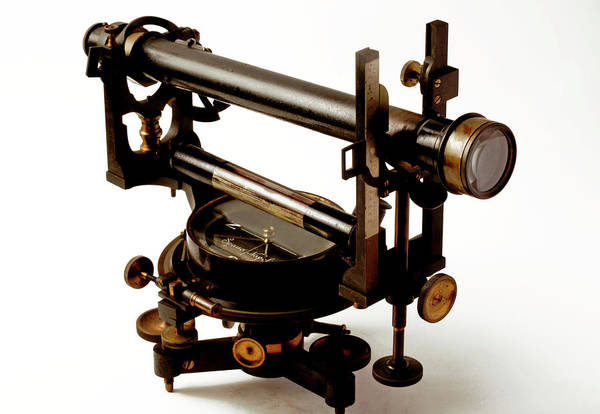 Wall Art - Photograph - Historical Telescope by Mauro Fermariello/science Photo Library