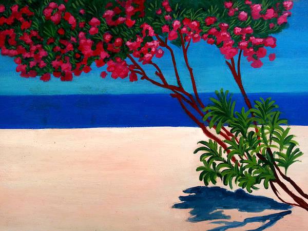 Painting - Hot Beach by Nikki Dalton