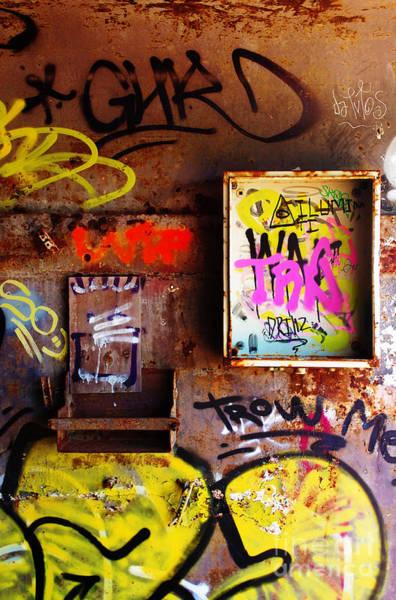 Wall Art - Photograph - Industrial Detail by Carlos Caetano