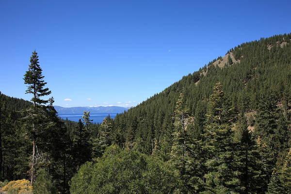 Photograph - Lake Tahoe by Frank Romeo